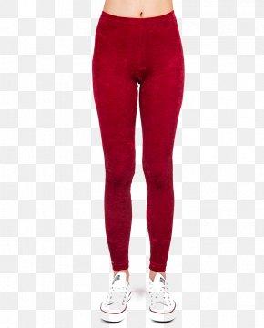 Velvet - Leggings Pants Tights Kansas City Chiefs Clothing PNG