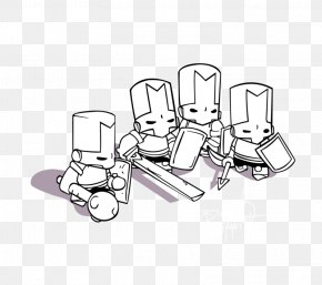 Disney Castel - Castle Crashers Colouring Pages Coloring Book Drawing PNG