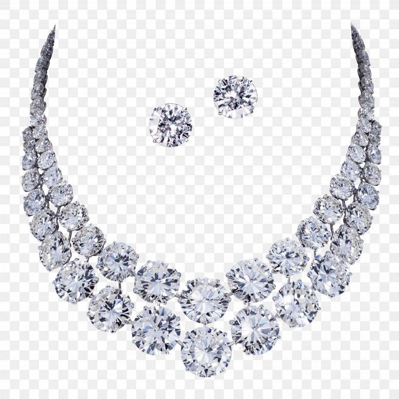 Jewellery Gemstone Necklace Earring Diamond, PNG, 4080x4080px, Jewellery, Bead, Bling Bling, Blingbling, Body Jewelry Download Free