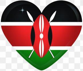 Flag - Flag Of Kenya Clip Art PNG