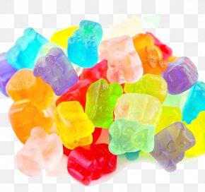Gummy Bears - Gummy Bear Gummi Candy Taffy Fudge PNG