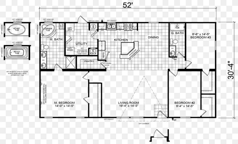 Floor Plan Mobile Home House Champion Homes Manufactured Housing Png 870x527px Floor Plan Area Bathroom Bedroom