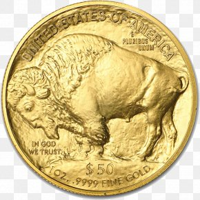 Gold Coins - American Buffalo American Gold Eagle Bullion Coin Gold As An Investment PNG