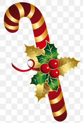 Christmas Candy - Candy Cane Stick Candy Christmas PNG