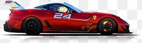 Race Car Image - Ferrari 599 GTB Fiorano Car Ferrari 458 LaFerrari PNG