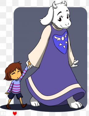 Goat - Goat Undertale Child Toriel PNG