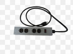 Electronics - Power Strips & Surge Suppressors Electrical Cable Electronics Electric Power Electricity PNG
