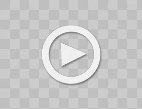 Youtube Play Button - Logo Brand Circle Font PNG