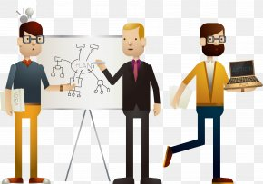 Business People Meeting - Business Entrepreneurship PNG
