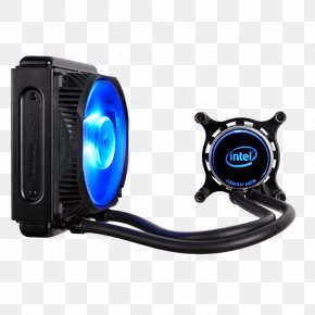 Computer Cooling - Intel Computer System Cooling Parts Water Cooling Central Processing Unit Asetek PNG