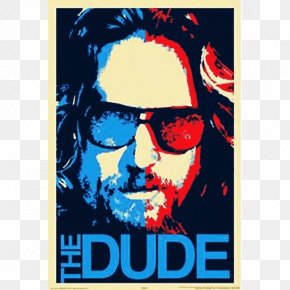The Dude - The Dude Film Poster PNG