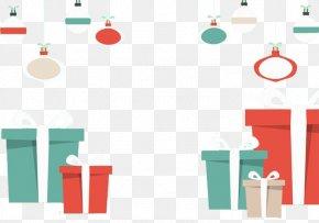Gift Box Bow Lantern Festival - Christmas Gift Christmas Gift PNG