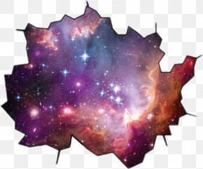 Galaxy - Outer Space Galaxy Star Hubble Space Telescope Nebula PNG