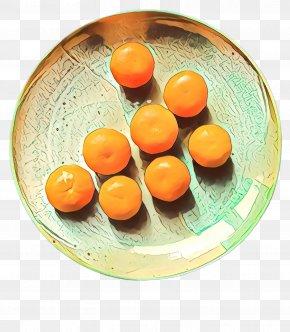 Orange Vegetarian Food - Egg PNG