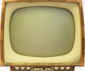Black And White TV - Television Set Television Show PNG