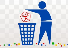 Trash Can - Rubbish Bins & Waste Paper Baskets Recycling Clip Art PNG