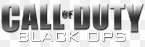 Call Of Duty Black Ops Transparent Image - Call Of Duty: Black Ops II Call Of Duty 4: Modern Warfare Call Of Duty: Advanced Warfare PNG