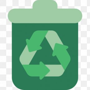 Trash Can - Electronic Waste Icon PNG