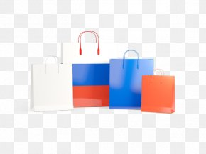 Flag Of Russia - Shopping Bags & Trolleys Flag Of Russia Plastic PNG