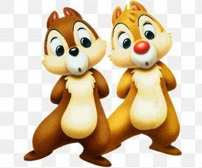 Mickey Mouse - Chipmunk Mickey Mouse Chip 'n' Dale Donald Duck Minnie Mouse PNG