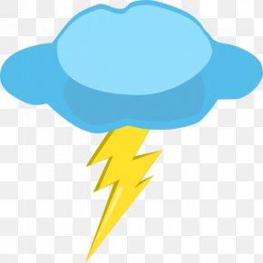 Cloud Lightning Cliparts - Lightning Cloud Free Content Clip Art PNG
