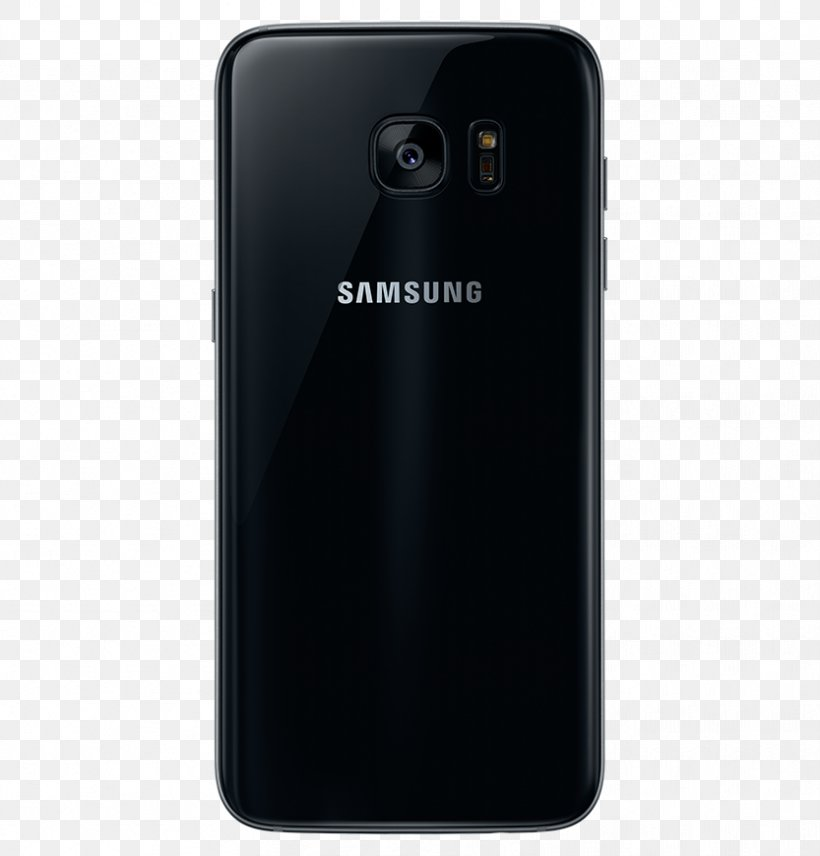 Samsung GALAXY S7 Edge 4G Smartphone, PNG, 833x870px, Samsung Galaxy S7 Edge, Black Onyx, Camera Lens, Communication Device, Electronic Device Download Free