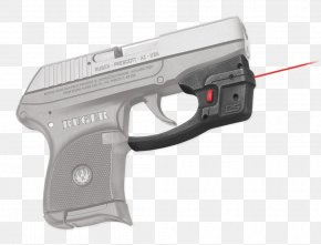 Shooting Traces - Trigger Firearm Ruger LCP Sight Crimson Trace PNG
