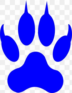 Cougar Paw Clipart - Lion Dog Cougar Paw Clip Art PNG