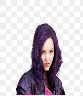 Purple - Hair Coloring Black Hair Purple Brown Hair PNG