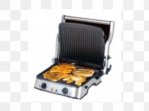 Barbecue - Barbecue Grilling Panini Contact Grill Toaster PNG
