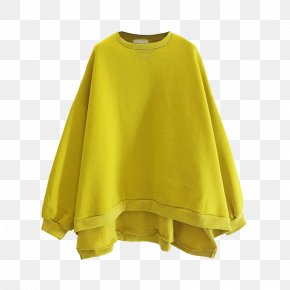 Ginger Sweater - Yellow Sweater Winter Clothing PNG