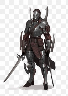Knight - Knight Warrior Concept Art Character PNG