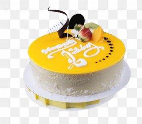Birthday Cake - Torte Birthday Cake Buttercream PNG
