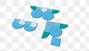 Shapes - Aqua Turquoise Teal PNG