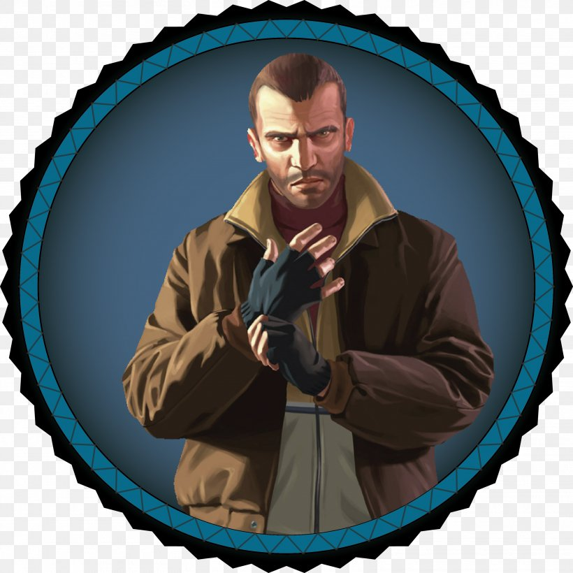Grand Theft Auto Iv Niko Bellic Grand Theft Auto V Art Video