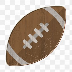 Symbol Plate - American Icon Ball Icon Football Icon PNG