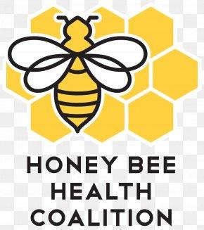 Honey Bee - Western Honey Bee Varroa Destructor Health Pollinator PNG