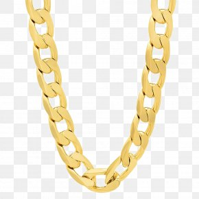 Necklace - Earring Necklace Jewellery Gold Chain PNG
