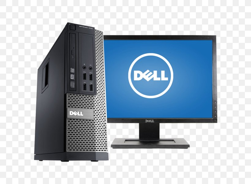 Dell OptiPlex Small Form Factor Desktop Computers Intel Core, PNG ...