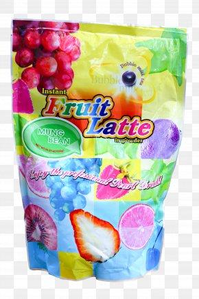 Blueberry - Latte Milk Tea Fruit Blueberry PNG