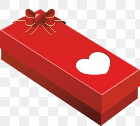 Boxing - Valentine's Day Gift Heart Clip Art PNG