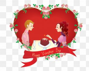 Valentine's Day - Valentines Day Romance Love Passion PNG