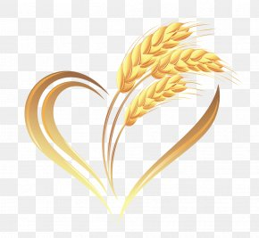 Wheat - Wheat Ear Logo Cereal PNG