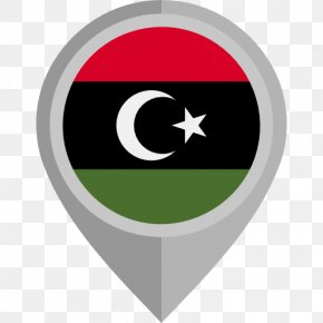 Flag - Flag Of Libya Cyrenaica National Flag PNG