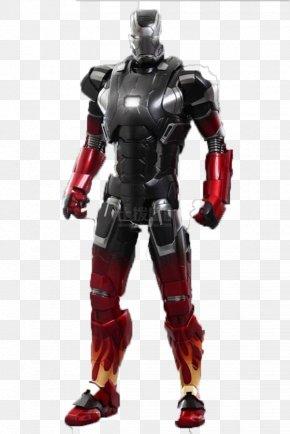 The Iron Man Standing - The Iron Man War Machine Iron Man's Armor Hot Rod PNG