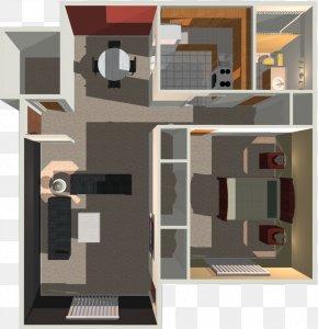 House - 3D Floor Plan House Architecture Interior Design Services PNG