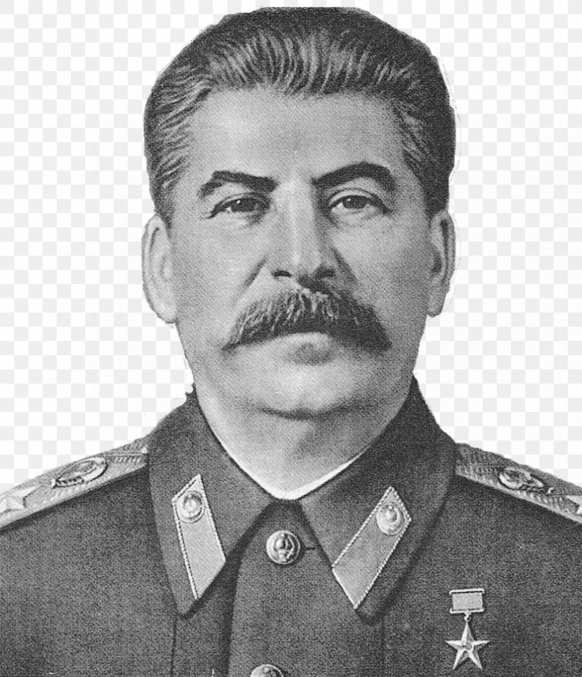 Joseph Stalin Soviet Union Napoleon Stalinism Communism, PNG, 826x960px, Joseph Stalin, Beard, Black And White, Chin, Colonel Download Free