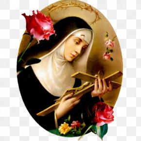 Rita Of Cascia Calendar Of Saints Religion 22 May PNG