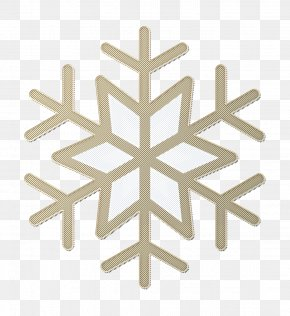 Snowflake Winter Icon - Christmas Icon Snow Icon Snowflake Icon PNG