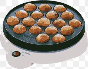 Alice Takoyaki Balls Barbecue Electromechanical Household Frying Pan Small Octopus Balls Machine,ITY-18-W - Takoyaki Yakiniku Pancake Nabemono Teppanyaki PNG